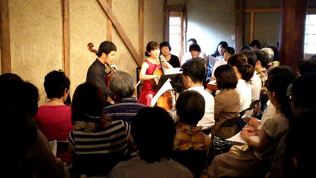 ♫2016.8/27酒蔵カフェコンサートvol.3開催しました♫