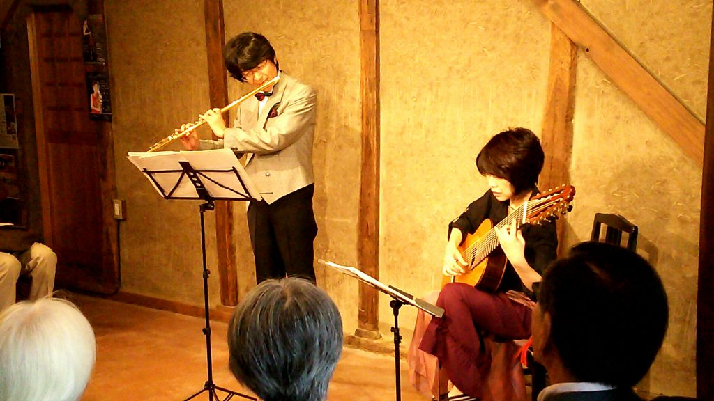 ♪2016.9.11酒蔵カフェコンサートvol.4開催しました!
